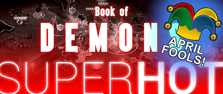 Breaking news! Book of Demons is now SUPER HOT!