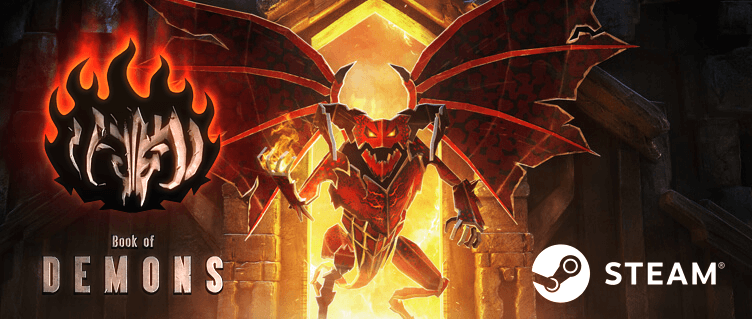 Book of Demons is Live on Steam + Early Access Roadmap