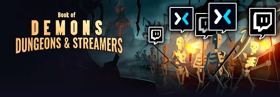 Dungeons & Streamers