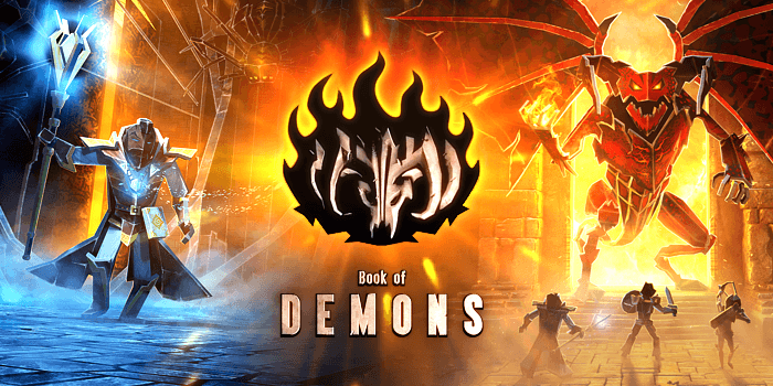 Book of Demons Launches
