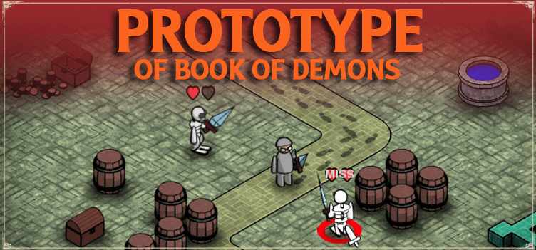 Book of Demons' prototype now in Collectors' Content DLC!
