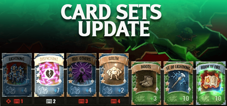 Introducing Card Sets!
