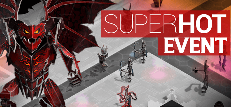 Book of Demons is …. SUPERHOT!