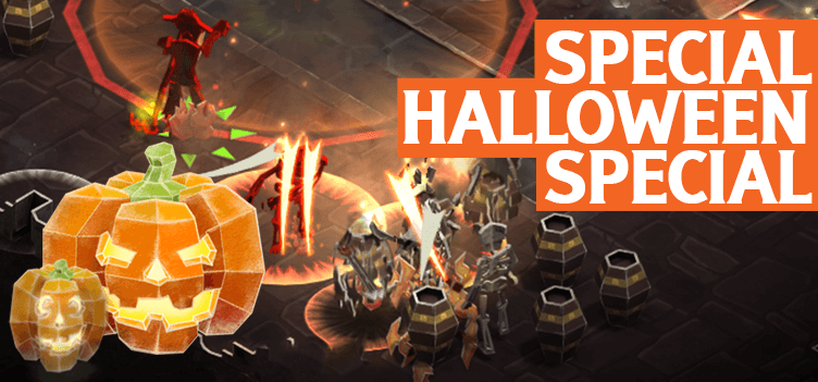Special Halloween Special is here!